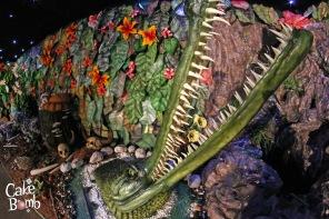 Annabel de Vetten's gharial