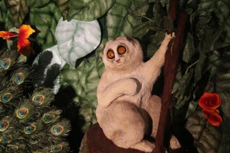 Bengal Slow Loris by Arty Tarts