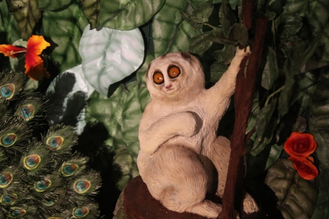 Bengal Slow Loris by Arty Tarts