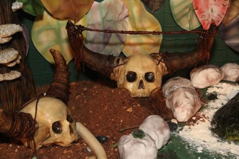 Skulls by Annabel de Vetten