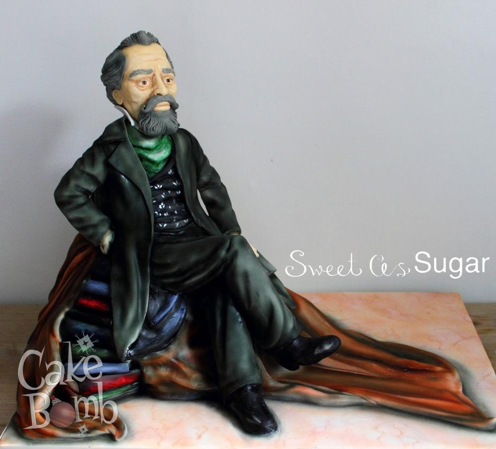Charles Dickens Cake