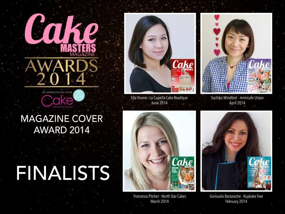 Magazine cover nominees